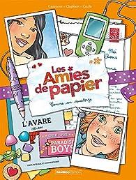 Les amies de papier, tome 4 : Comme an quatorze par Ingrid Chabbert