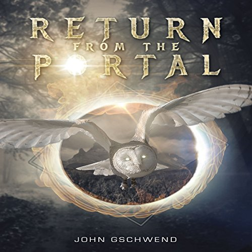Return from the Portal audiobook cover art