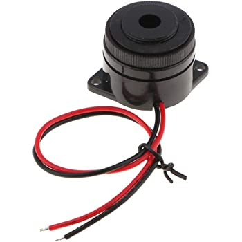 FUSD 2/pz sfm-27/DC 3/ /24/V 12/ma industriale elettronico suono continuo buzzer