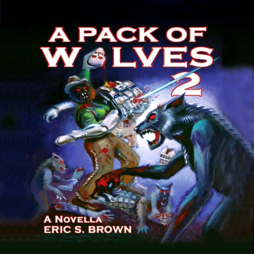 A Pack of Wolves II audiobook cover art