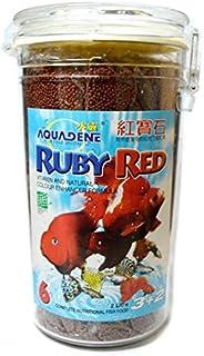 Aquadene FFAQUADENE02 Ruby Red Fish Food 2000Ml