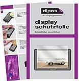 dipos I 3X Schutzfolie klar kompatibel mit AWESAFE GPS Navi 7 Zoll Folie Bildschirmschutzfolie