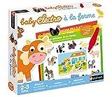 Nathan Baby electro la ferme-Jeu éducatif électronique pour enfants de 2 à 3 ans, 31621