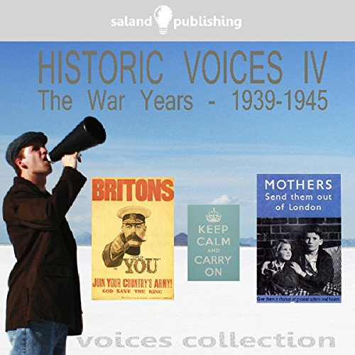 Historic Voices IV Titelbild