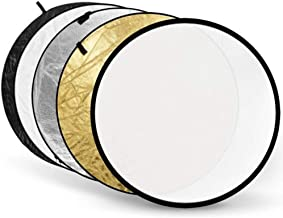 Godox 5 in 1 Collapsible Reflector Disc - RFT-05-80 CM