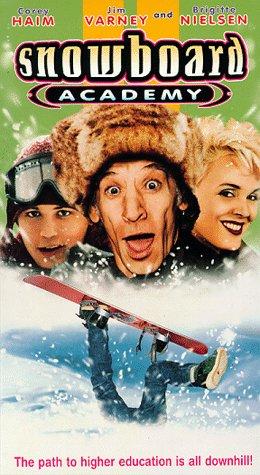 Snowboard Academy [VHS]