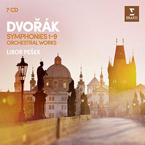 Dvorak: The 9 Symphonies & Orchestral Works