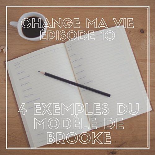 Couverture de Quatre exemples du modèle de Brooke
