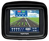 TomTom Urban Rider Europe - Navegador GPS (Interno, Toda Europa, 8,89 cm (3.5'), 320 x 240 Pixeles, LCD, Flash) Negro