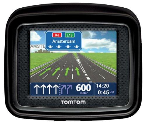 TomTom Urban Rider Europe - Navegador GPS (Interno, Toda Europa, 8,89 cm (3.5