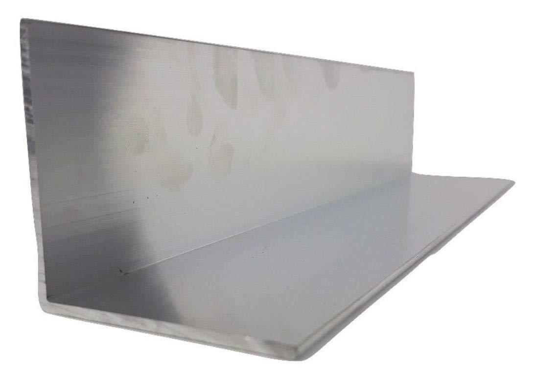1 Aluminium Winkel verschiedene Gr/ö/ßen 12 mm x 12 mm x 2 mm x 2000 mm