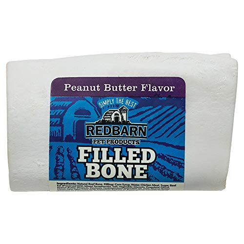 REDBARN Small Peanut Butter Filled Bone