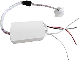 Schema Collegamento Lampada Con Sensore Di Movimento : Amazon.it: sensore di movimento 220