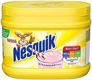 Nesquik De Fresa Sabor 300G - Paquete de 4