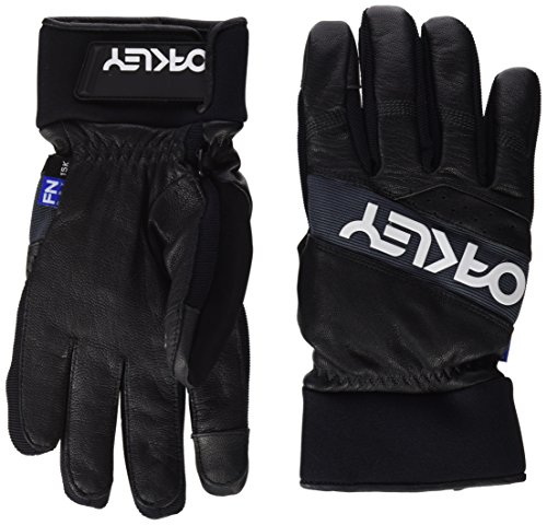 Oakley Herren Handschuhen Factory Winter Gloves 2, Jet Black, M, 94263-01K