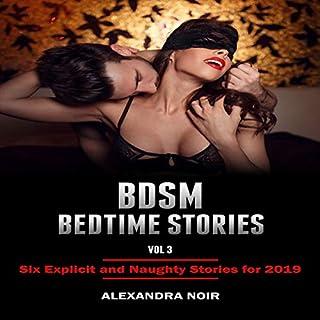 BDSM Bedtime Stories, Volume 3 audiobook cover art