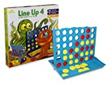 Little Treasures Master Line Up 4 in a Row of Your Color to Win, Fun Popular Board Game, Great Gift Idea