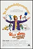 Willy Wonka And The Chocolate Factory Movie Poster #01 24x36in
