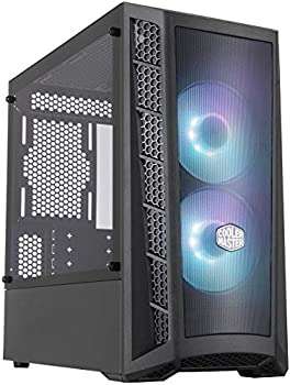 Cooler Master MasterBox MB311L ARGB Airflow Micro-ATX Tower