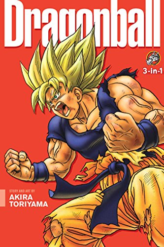 DRAGON BALL 3IN1 TP VOL 09