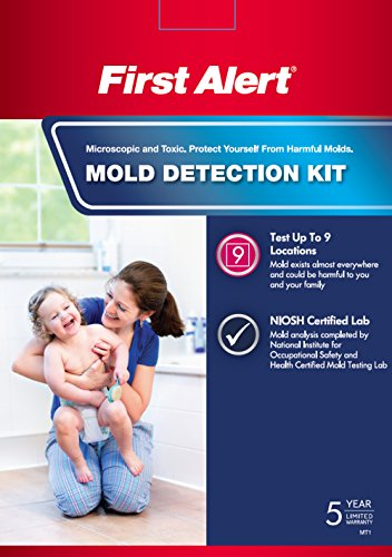 First Alert MT1 Mold Detection...