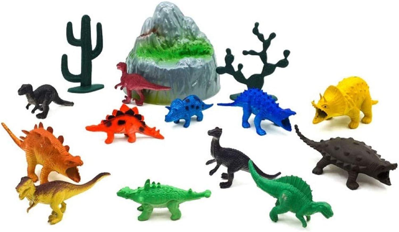 Gikmhyb Dinosaurierspielzeugsimulationsmodell-Fassdinosaurierklagegeburtstagsspielzeug Der Kinder B07PG2FDJ1  Innovation | Stilvoll und lustig