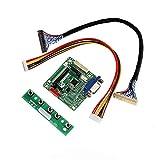 Placa del Controlador Conductor, MT6820-B Universal LVDS LCD Monitor La controladora de la Junta de 5V 10'- 42' Set