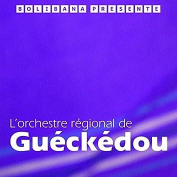 Orchestre régional de Guéckédou