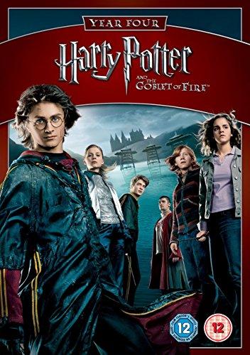 Harry Potter And The Goblet Of Fire [Edizione: Regno Unito] [Reino Unido] [DVD]