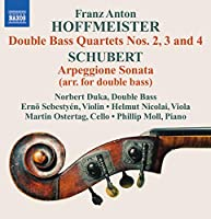 Double Bass Quartets Nos. 2-4
