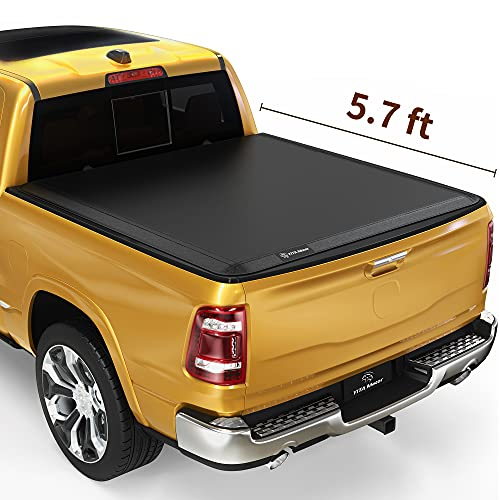YITAMOTOR Soft Tri-Fold Truck Bed...
