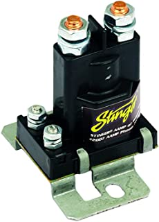 Stinger SGP38 80-AMP Battery Isolator and Relay