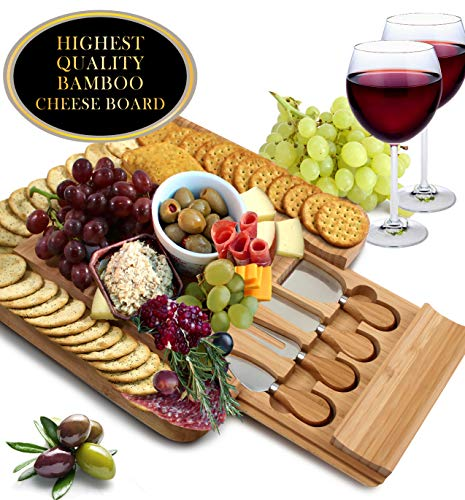 cheese and crackers plate - 6