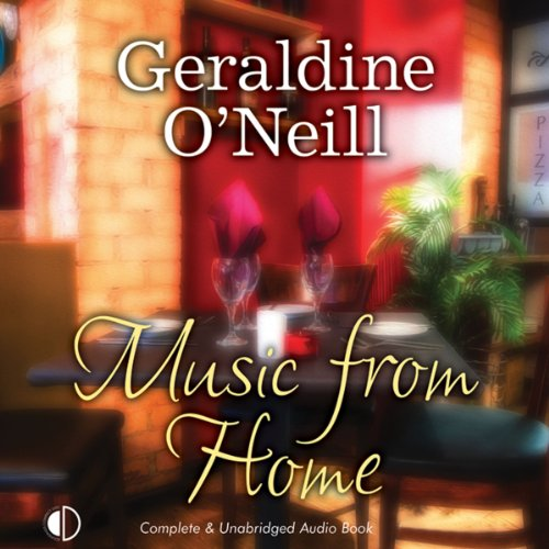 Music from Home audiobook cover art