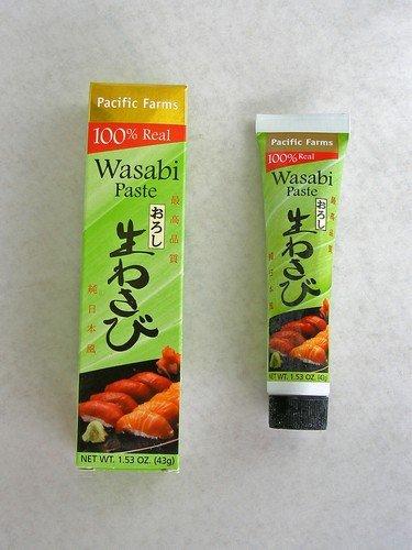 Fresh Real Wasabi - Six 43g tubes