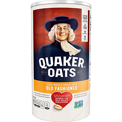 Quaker Oats, Old Fashioned Oats, 18 Oz