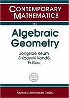 Algebraic Geometry: Korea-japan Conference in Honor of Igor Dolgachev's 60th Birthday July 5-9, 2004 Korea Institute for Advanced Study Seoul, Korea (Contemporary Mathematics)