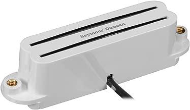 Seymour Duncan Hot Rails Pickup - (Bridge Position) (White)