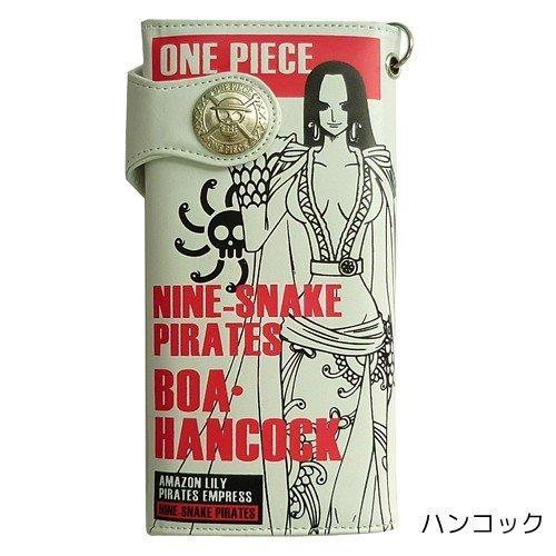 Hancock: ONE PIECE, a portafoglio, con catenina