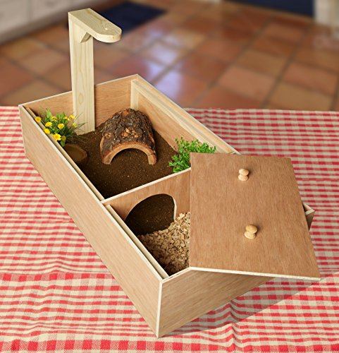 TP2U Schildkrötenhaus/Schildkrötenbox