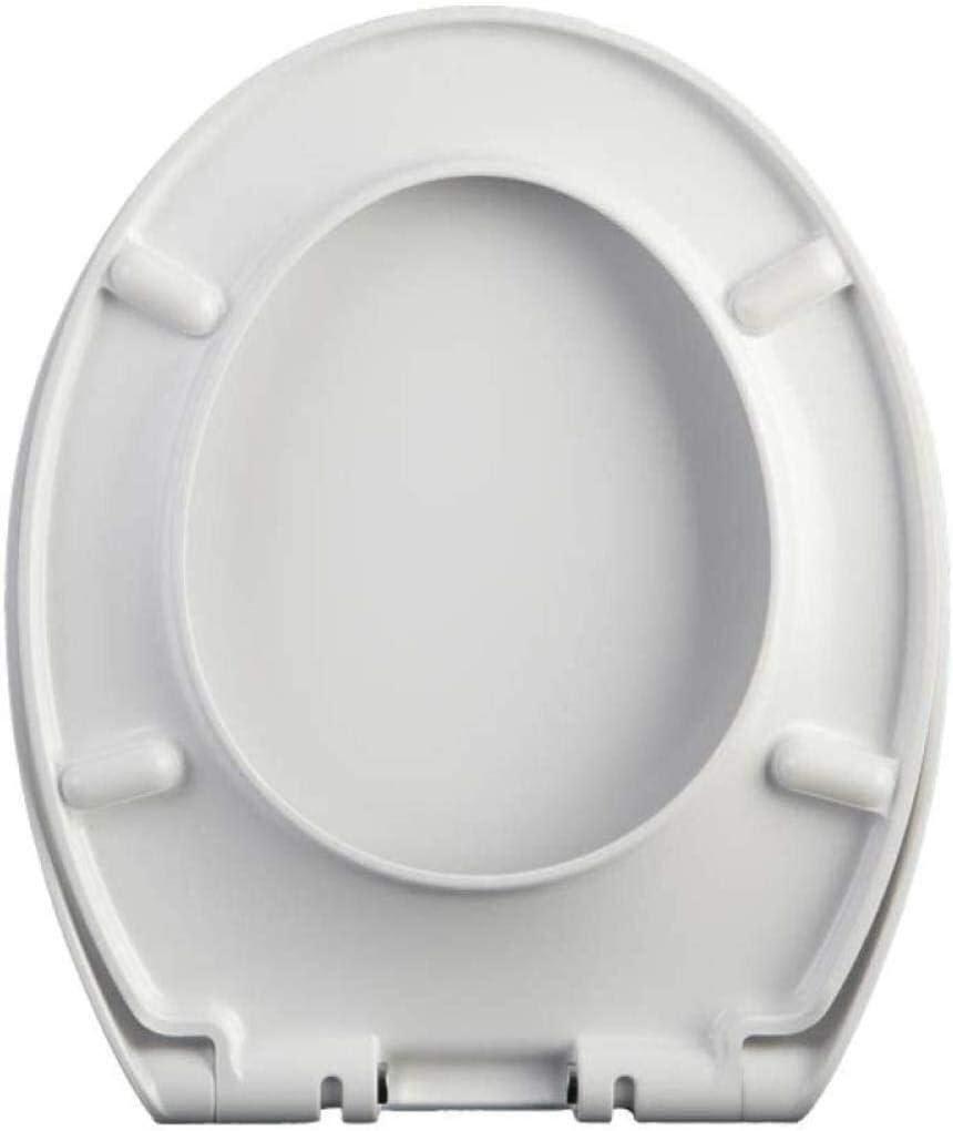 Toilet Seat Universal New item O Style Lid Bargain sale Drop Urea-Formaldehyde