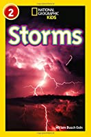Storms: Level 2 (National Geographic Readers)