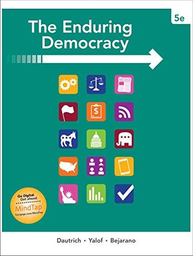 The Enduring Democracy, Loose-Leaf Version