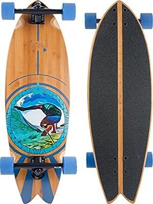 JUCKER HAWAII Longboards - Alle Modelle inkl. Longboard Makaha - Cruiser, Downhill & Slide Longboards von Anfänger bis Profi