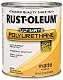 Product Image of the Rust-Oleum 260165 Ultimate Polyurethane, 1 Quart, Matte