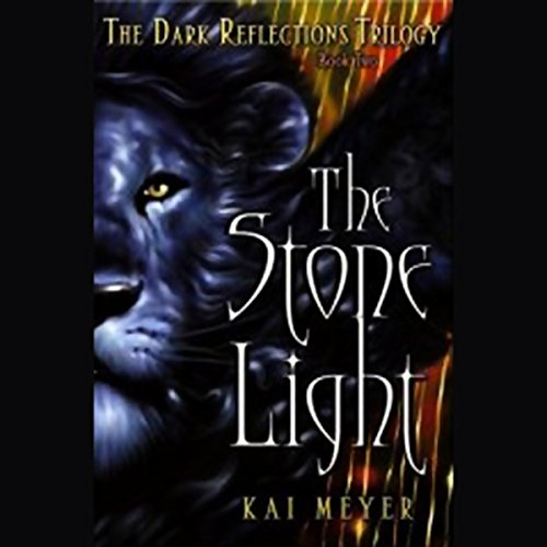 The Stone Light, The Dark Reflections: Book #2 audiobook cover art