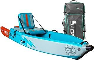 Bote Deus Aero - Kayak hinchable para pesca y recreación