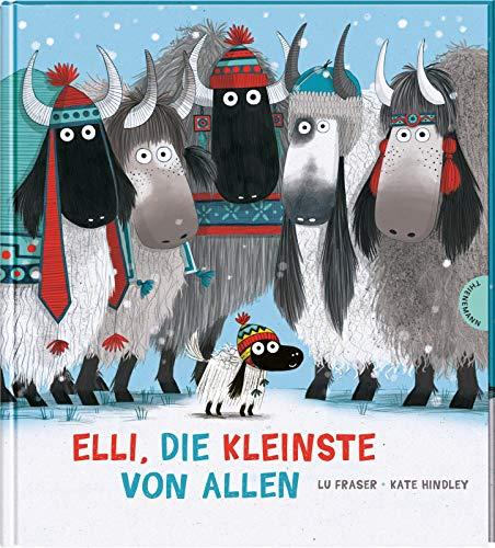 Elli, die Kleinste von allen: Ein gereimtes Bilderbuch über Mut und Selbstvertrauen (Tapa dura)