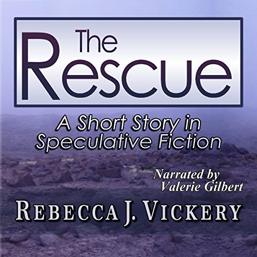 The Rescue audiobook cover art