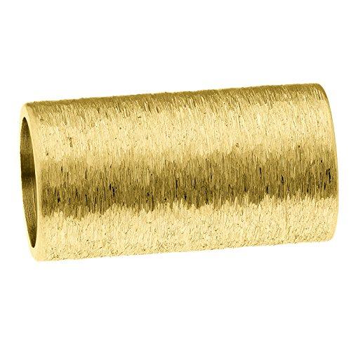 Ernstes Design Verschluss/Wechselhülse Edelstahl vergoldet AN725